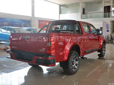 2018 FAW Blue Ship T340 Pickup Launched in China 38