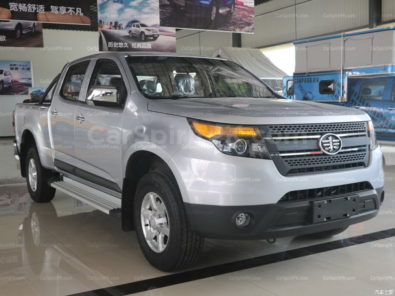 2018 FAW Blue Ship T340 Pickup Launched in China 20