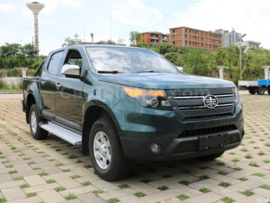 2018 FAW Blue Ship T340 Pickup Launched in China 28