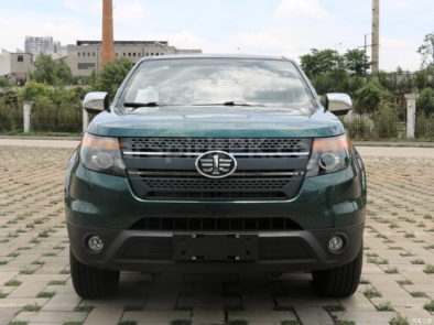 2018 FAW Blue Ship T340 Pickup Launched in China 43