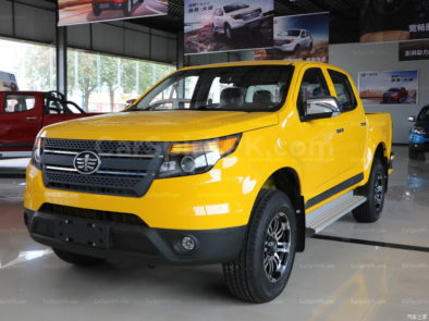 2018 FAW Blue Ship T340 Pickup Launched in China 24
