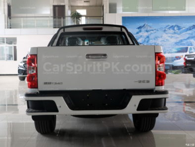 2018 FAW Blue Ship T340 Pickup Launched in China 51