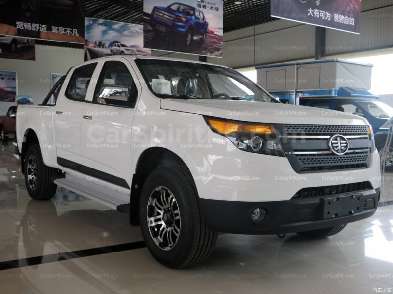 2018 FAW Blue Ship T340 Pickup Launched in China 17