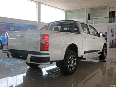 2018 FAW Blue Ship T340 Pickup Launched in China 12