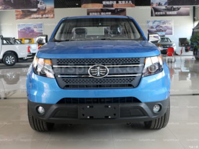 2018 FAW Blue Ship T340 Pickup Launched in China 48