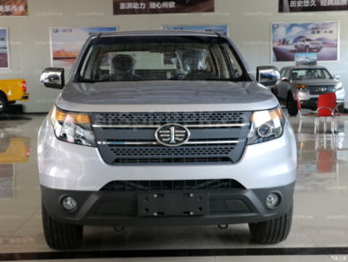 2018 FAW Blue Ship T340 Pickup Launched in China 10