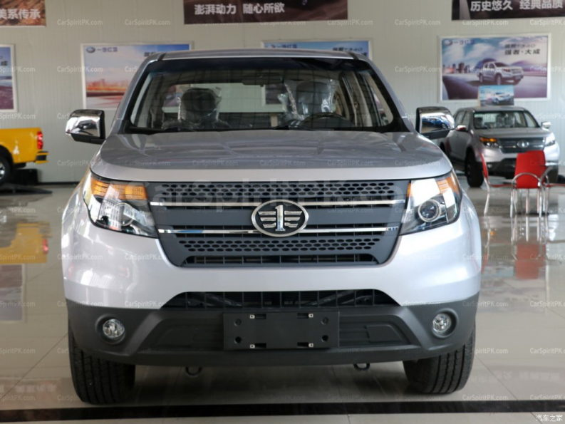2018 FAW Blue Ship T340 Pickup Launched in China 61