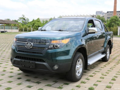 2018 FAW Blue Ship T340 Pickup Launched in China 40