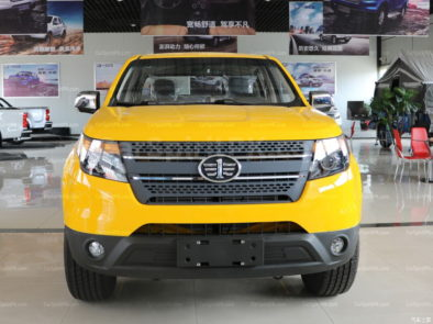 2018 FAW Blue Ship T340 Pickup Launched in China 67