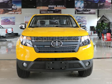 2018 FAW Blue Ship T340 Pickup Launched in China 64