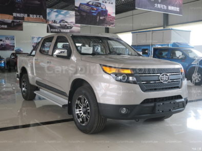 2018 FAW Blue Ship T340 Pickup Launched in China 22