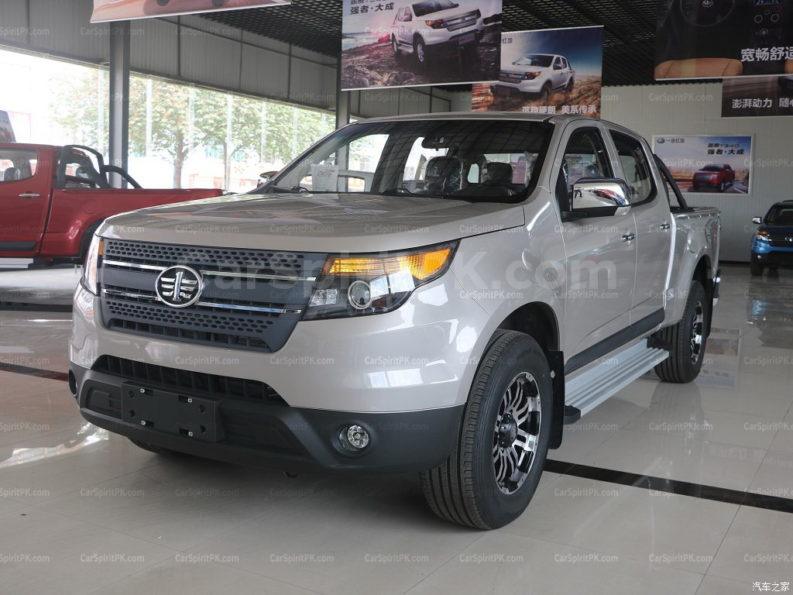 2018 FAW Blue Ship T340 Pickup Launched in China 25