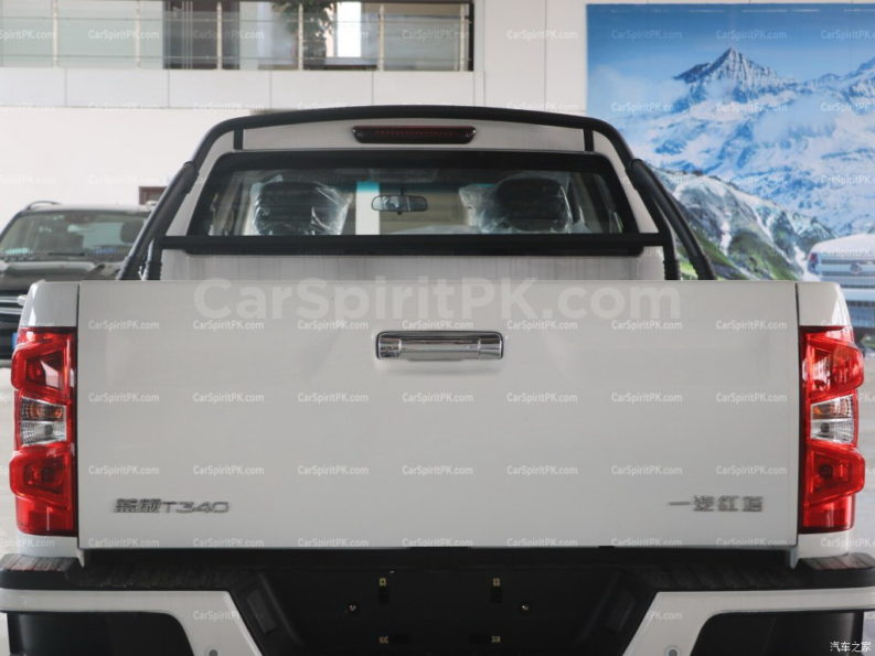 2018 FAW Blue Ship T340 Pickup Launched in China 29