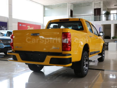 2018 FAW Blue Ship T340 Pickup Launched in China 35