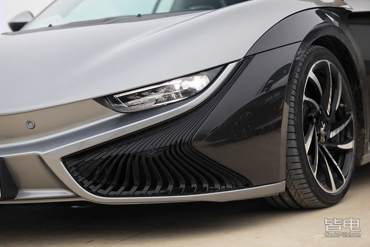Qiantu K50 Electric Supercar from China to Launch in August 18