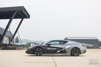 Qiantu K50 Electric Supercar from China to Launch in August 27