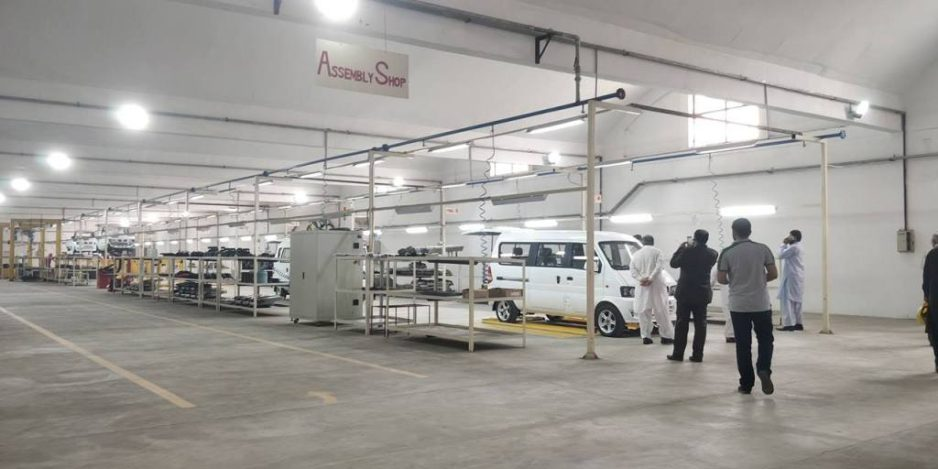 Regal Automobile Plant with an Investment of PKR 10 Billion Starts Production 14