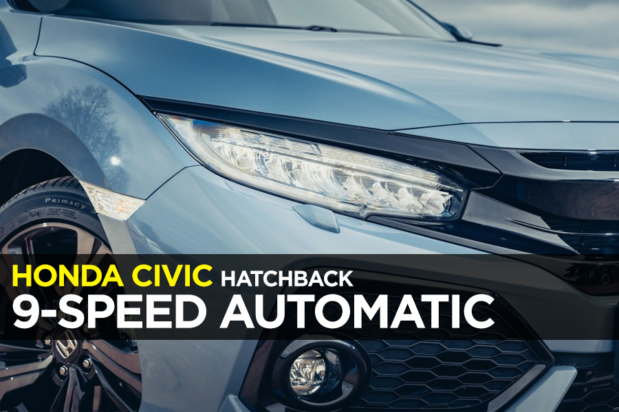 Honda Civic i-DTEC Now With 9-Speed Automatic Transmission 9