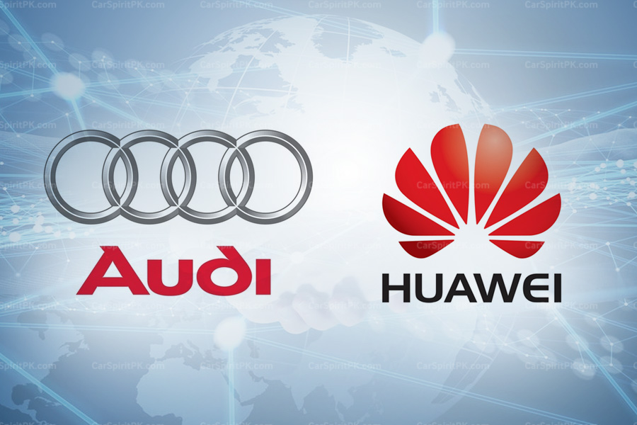 Audi and Huawei Team Up on Connected Vehicle Technology 3