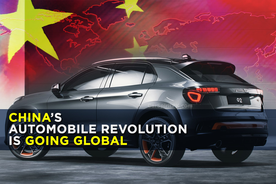 China's Automobile Revolution is Going Global 1