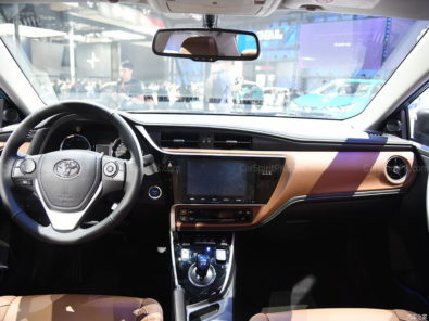 Toyota to Introduce Corolla plug-in Hybrid and 10 new EVs in China by 2020 15