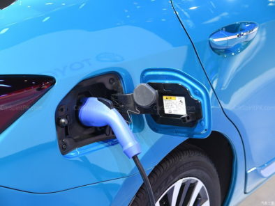 Toyota to Introduce Corolla plug-in Hybrid and 10 new EVs in China by 2020 16