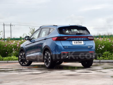 FAW All Set to Launch Jumpal D80 SUV in China 7