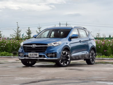FAW All Set to Launch Jumpal D80 SUV in China 5