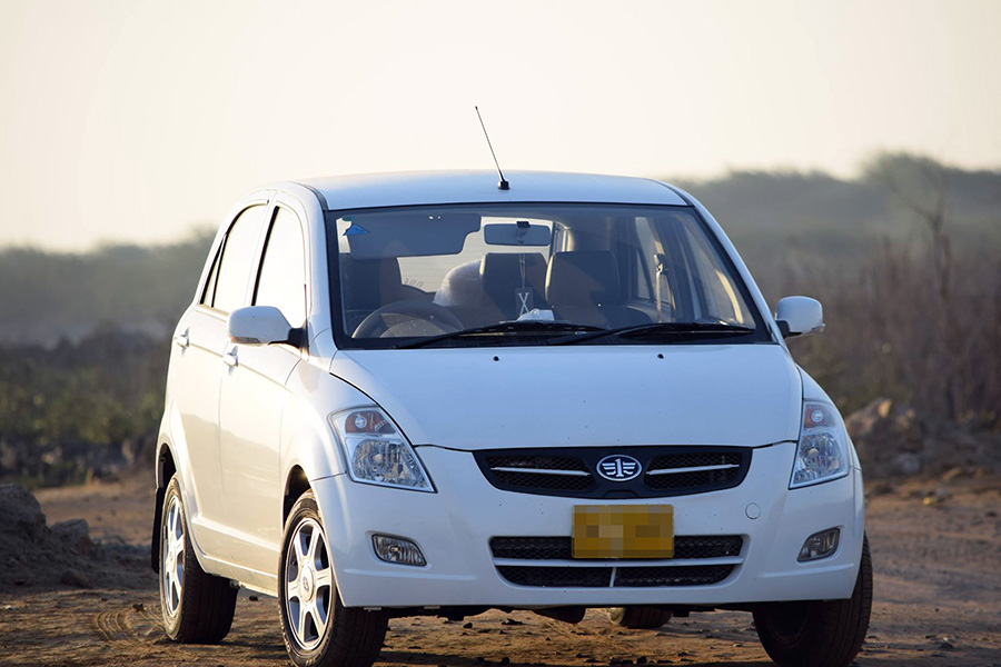 FAW V2- The Most Equipped Local Assembled Hatchback in Pakistan 2