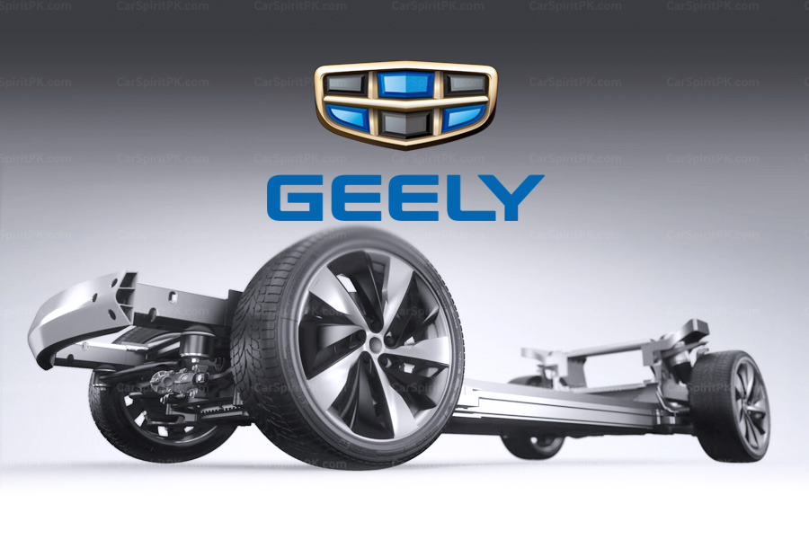 Geely Discloses BMA- New Global Automobile Architecture 4