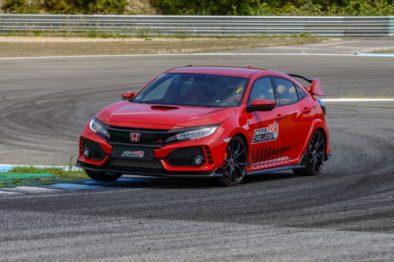Honda Civic Type R Breaks FWD Record at Estoril 4