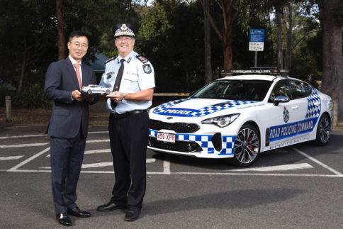 Australia Gets Kia Stinger Police Cars 3