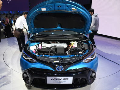 Toyota to Introduce Corolla plug-in Hybrid and 10 new EVs in China by 2020 21