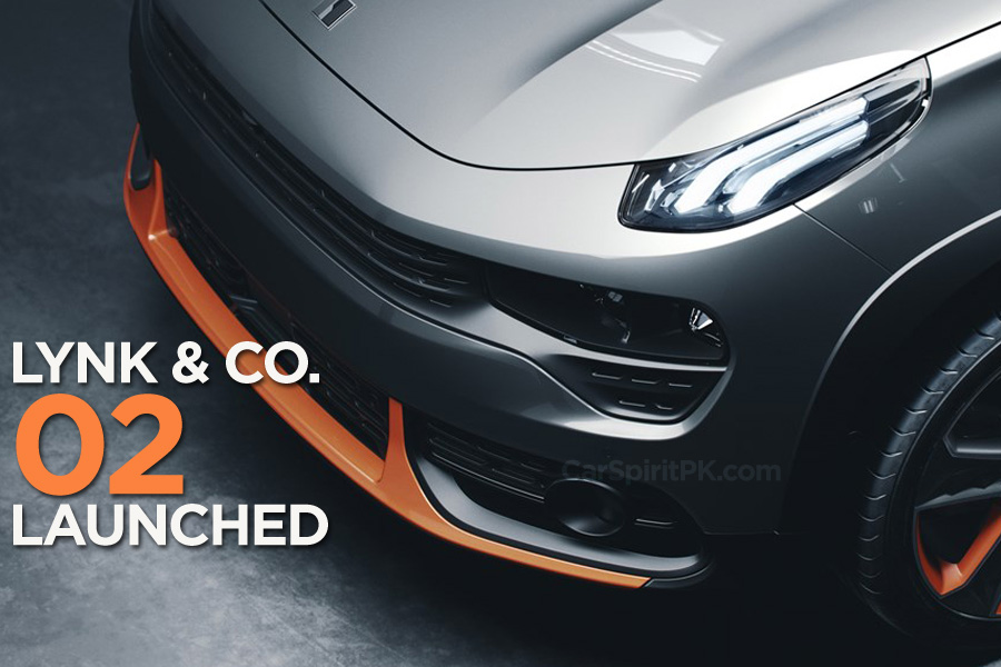 Geely's Lynk & Co 02 Launched 5