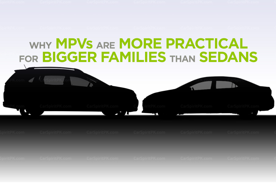 Why MPVs are More Practical for Bigger Families than Sedans? 3