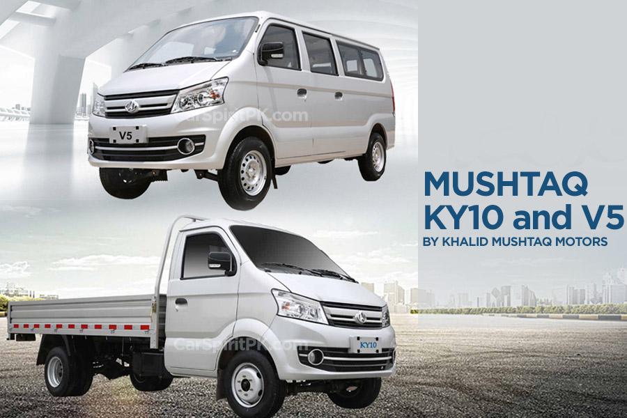 Mushtaq KY10 and V5 by KMML 10