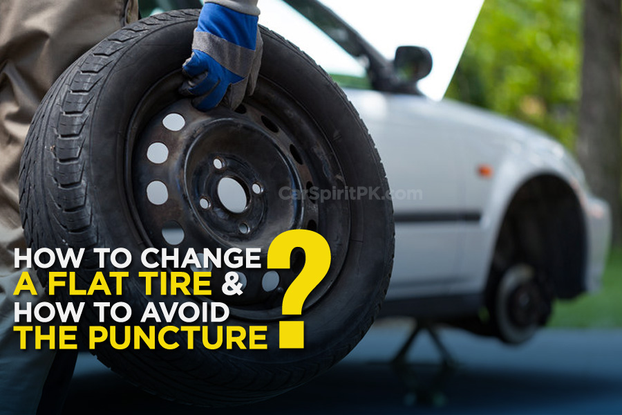 How to Change a Flat Tire and How to Avoid the Puncture 6