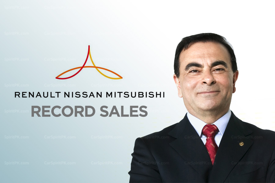 Renault-Nissan-Mitsubishi Alliance Achieves Record Sales in H1 2018 4