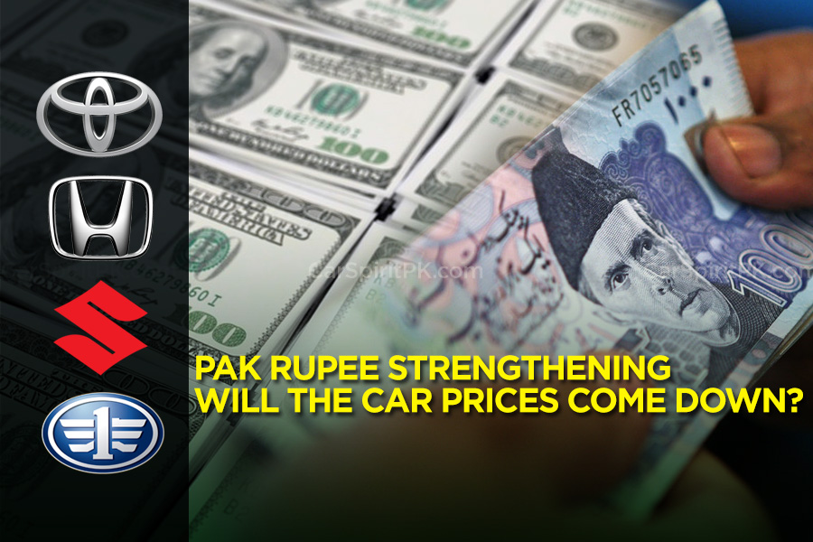 Pak Rupee Strengthening- Will Car Prices Come Down? 7
