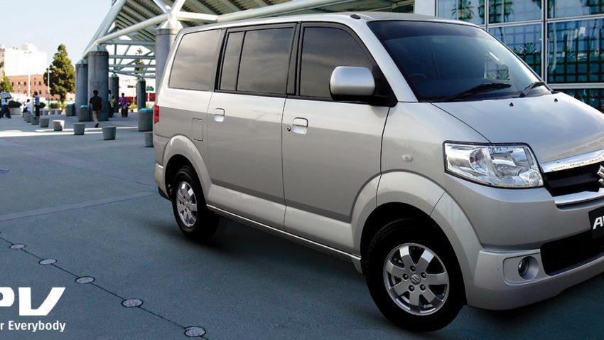 Pak Suzuki Should Replace the APV with New Ertiga 15