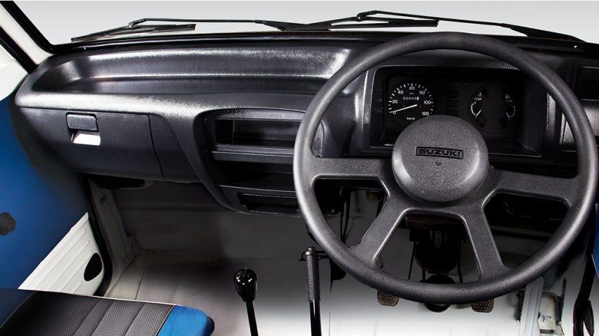 Suzuki Carry (Bolan & Ravi) Becomes 42 Years Old 1
