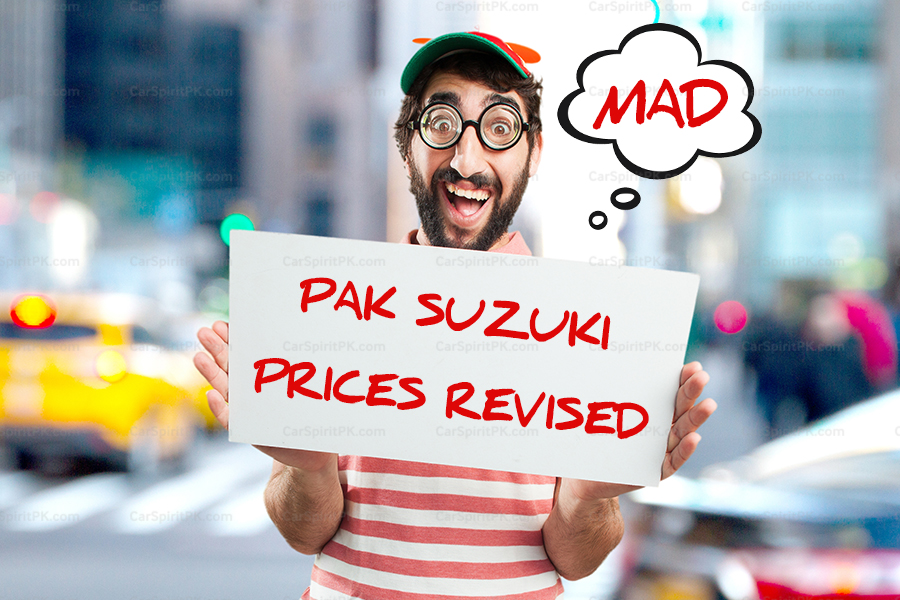 Pak Suzuki Increases Car Prices Once Again 2