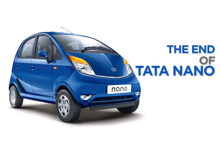Production of Tata Nano Ends 1