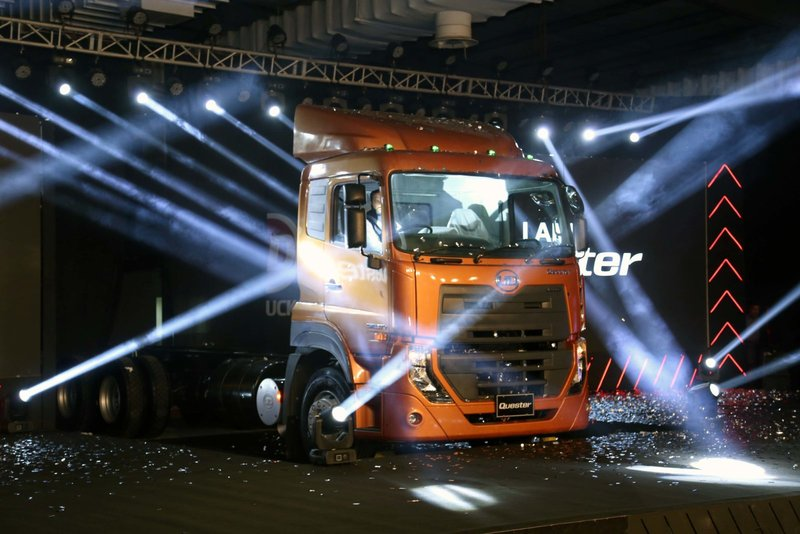 UD Launches Quester Heavy-Duty Truck Range in Pakistan 3
