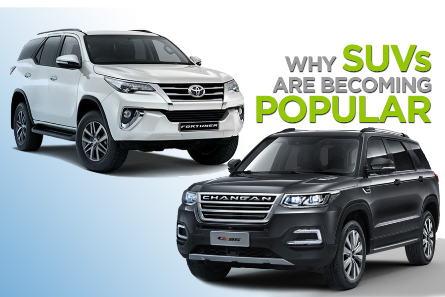 Why SUVs Are Becoming Increasingly Popular 2