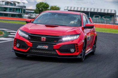 Honda Civic Type R Breaks Silverstone Lap Record 6