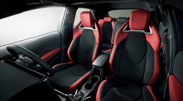 All New Toyota Corolla Sport Launched in Japan 18
