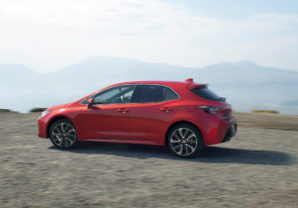 All New Toyota Corolla Sport Launched in Japan 15