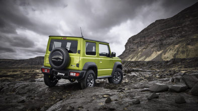 Pak Suzuki to Launch 4th Gen Jimny in Pakistan 3