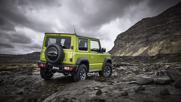 All New Suzuki Jimny and Jimny Sierra Launched in Japan 7